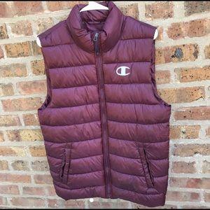 Champion Authentic Athletic wear vest